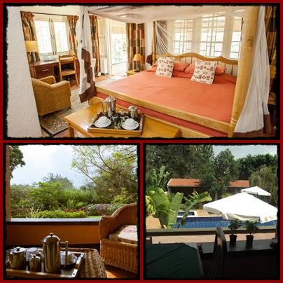 The Boma Hotel - a one of a kind Boutique Hotel - Entebbe