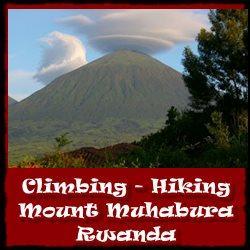 Climbing-Mount-Mount-Muhabura-Rwanda