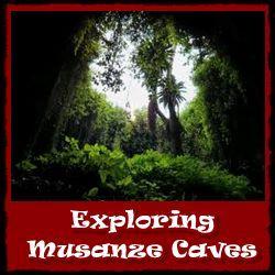 Musanze-cave-exploration
