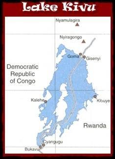 Lake-Kivu-Map