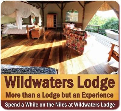 3 Day Luxury Safari - Wildwaters Lodge