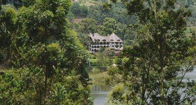 Budget Boutique Cottages BirdNest Eco Overseas - Lake Bunyonyi