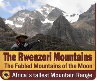 Top Things to do and see - Rwenzori Mountains of the Moon