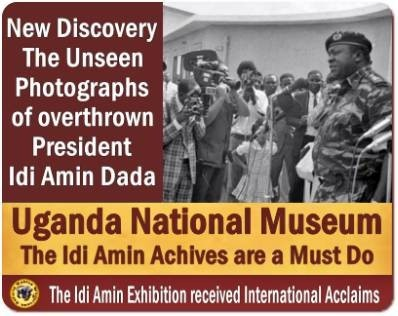 The Unseen Archives of Idi Amin