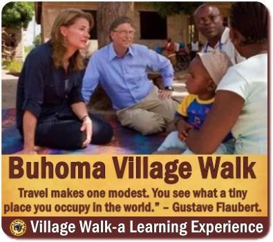 Buhoma Community Village Walk