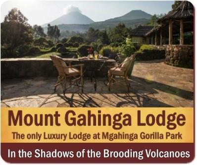 Mount Gahinga Lodge - Mgahinga Gorilla Park