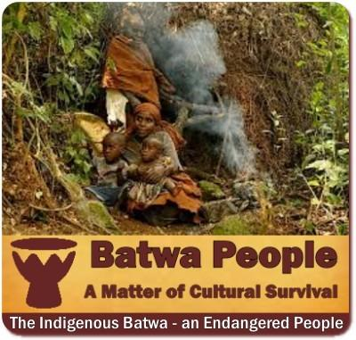 Batwa Experience with the First People of the Forest