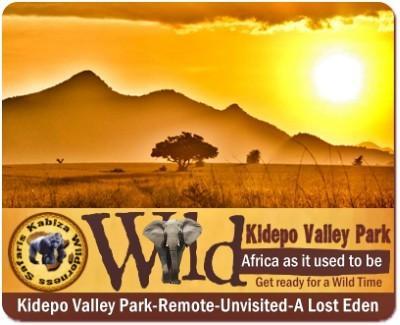 Unexplored Uganda Safari - Kidepo Valley Park