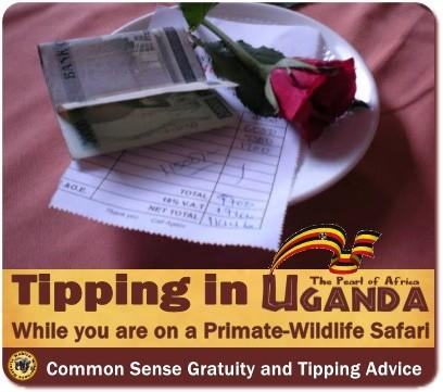 Tipping while on a Safari