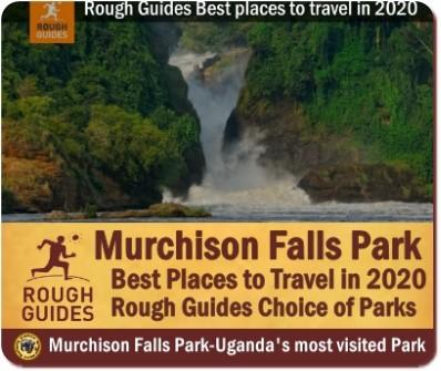 Rough Guides-Murchison Falls Park pick of the Best