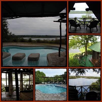Nile Safari Lodge - Murchison Falls Park