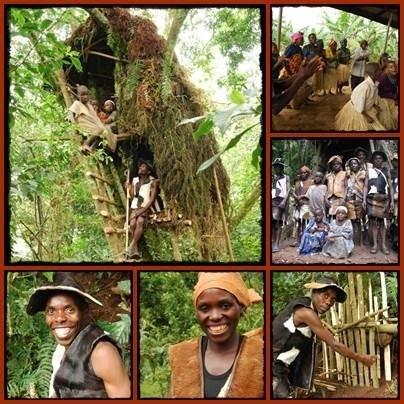 Buniga Forest Walk with the Batwa Pygmies