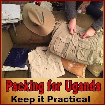 Packing for your African Safari
