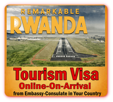 When and Where do I get my Tourist Visa for Rwanda