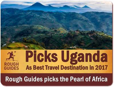 Rough Guides picks Uganda as the 4th Best Country