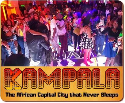 kampala nightlife - safety and Security
