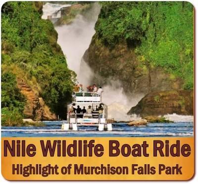 Big 5 Wildlife Safari-Murchison Falls Park