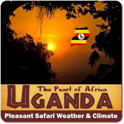 The Weather and Climate in Uganda
