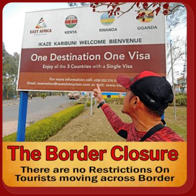 Uganda - Rwanda Border Closure