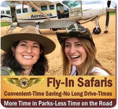Luxury Fly-In Safaris in Uganda