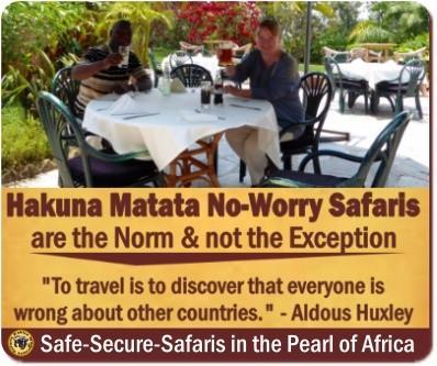 Hakuna Matata-No Worries Safaris