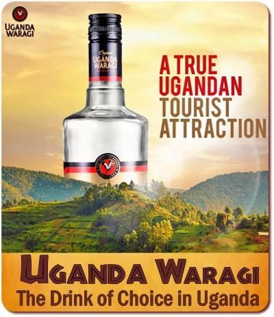 Waragi-The Drink of Choice