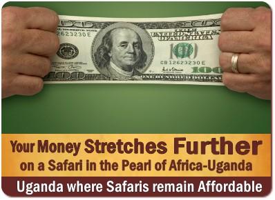 How to save Money on your Safari in Uganda