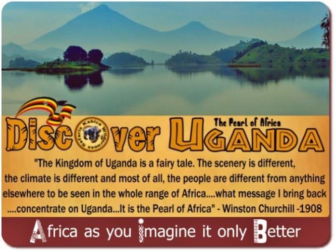 Getting to Uganda